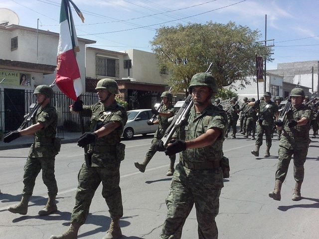 Escolta mexicano